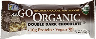 NuGo Organic Dark Double Chocolate Bar, 1.76 oz.