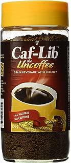 Caf-Lib Original Blend Coffee Alternative with Barley and Chicory 150-Gram
