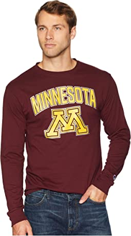 Minnesota Golden Gophers Long Sleeve Jersey Tee