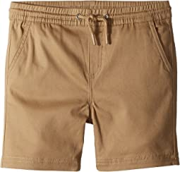 Daniel Stretch Twill Shorts (Toddler/Little Kids/Big Kids)
