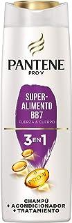 Pantene Pro-V Superalimento Champú Acondicionador y Tratamiento 3 En 1 Para Pelo Frágil y Fino Con Mezcla Pro-V Antioxi...