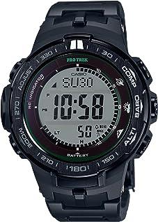 [カシオ] 腕時計 プロトレック 電波ソーラー PRW-3100FC-1JF ブラック