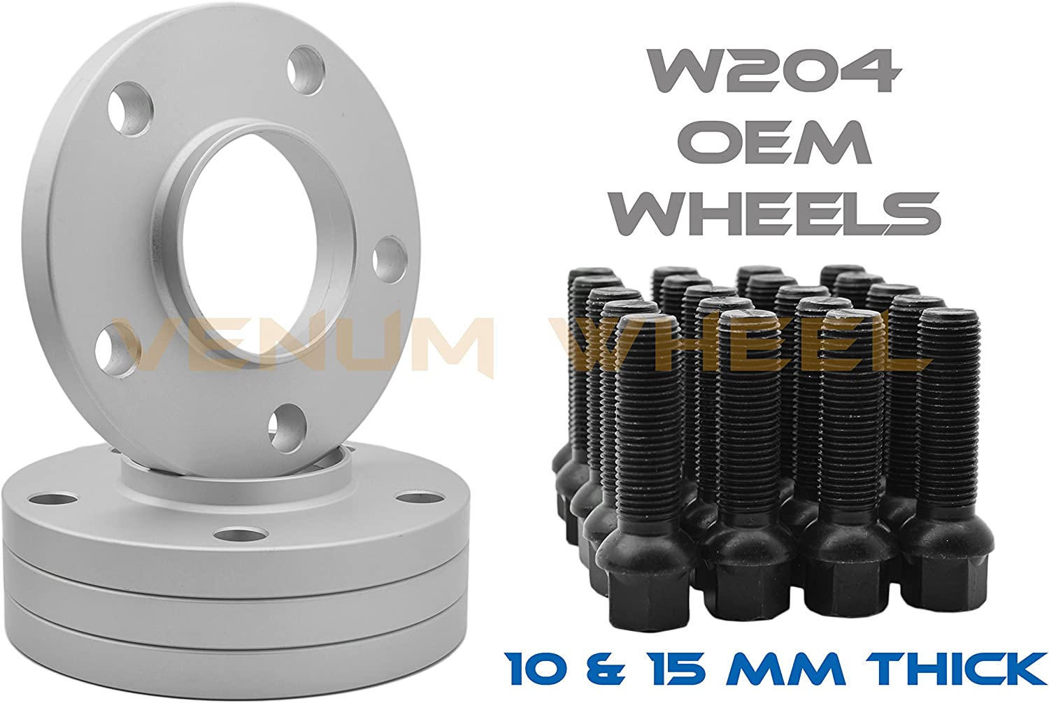 4pc 10mm 15mm Thick Hub 5% OFF Centric Staggered Kit Spacers Wheel Product fo