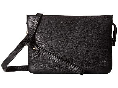Vince Camuto Cami Crossbody (Black 1) Cross Body Handbags