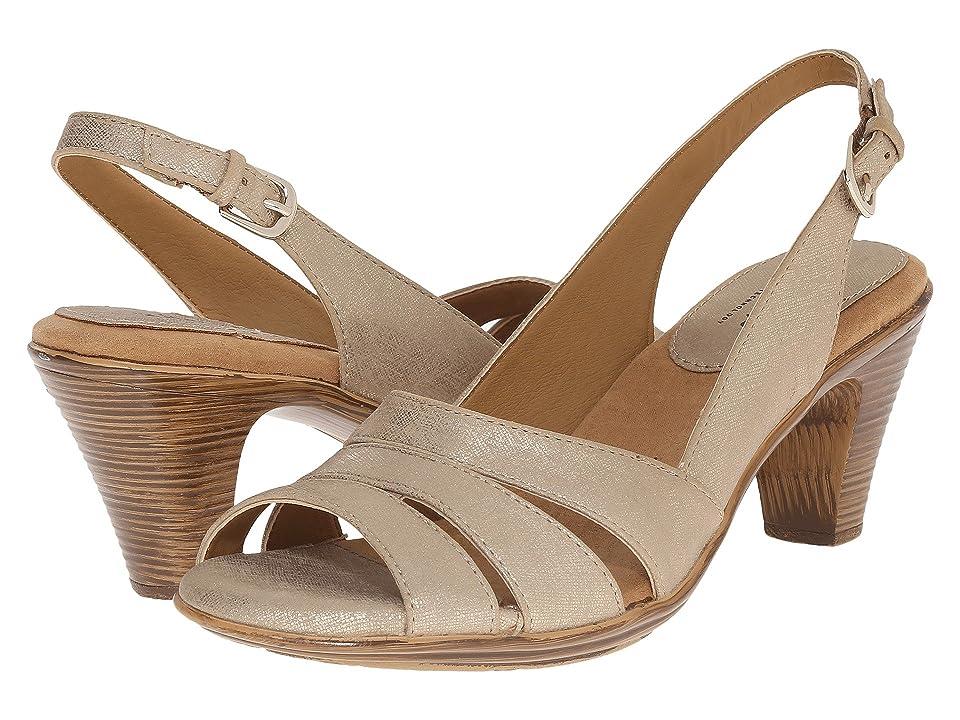 Comfortiva Neima Soft Spots (Gold) Women