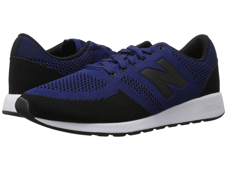 (ニューバランス) New Balance メンズランニングシューズ?スニーカー?靴 MRL420v2 Royal/Black ロイヤル/ブラック 8.5 (26.5cm) D