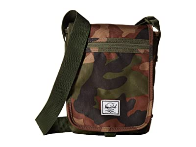Herschel Supply Co. Lane Small (Woodland Camo) Messenger Bags