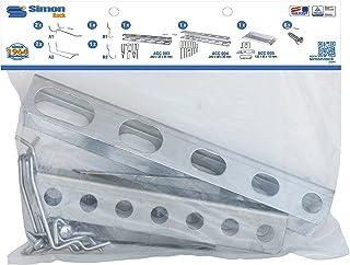 900 x 200 x 30 mm SimonRack SI981 Accesorios 2 Cartelas Bandeja
