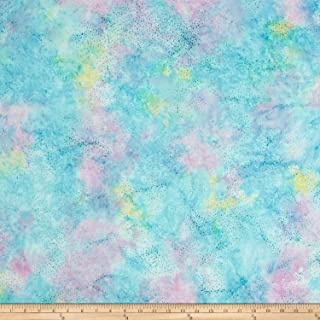 Hoffman Bali Batik Dot Pastel Fabric by The Yard