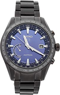 Seiko Astron GPS Solar Quartz (Battery) Blue Dial Mens Watch SSE111 (Certified Pre-Owned)