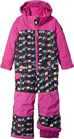 Girls Minishred Illusion One-Piece (Toddler/Little Kids)