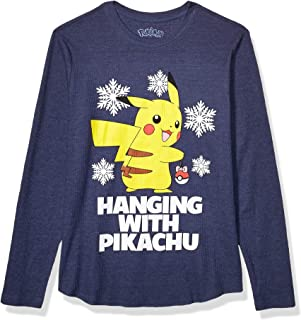 Pokemon Men's Ugly Christmas T-Shirt