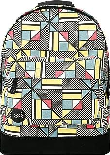 Premium Print Backpack Mochila Tipo Casual, 41 cm, 17 litros, Canvas Geom M