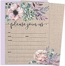 blank+bridal+shower+invitations
