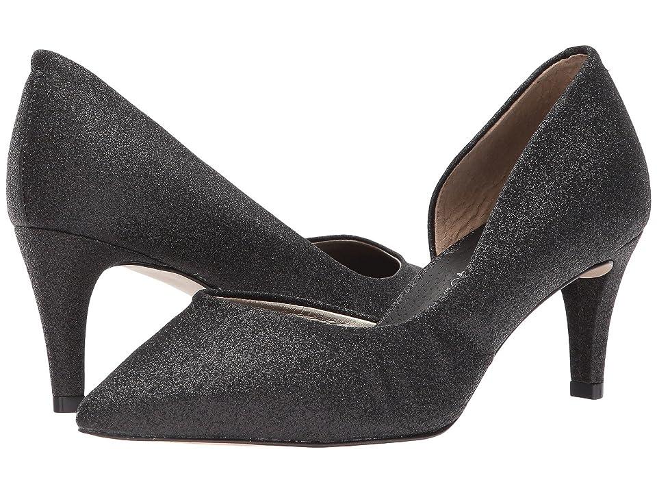 Walking Cradles Surge (Black Glitter Fabric) Women