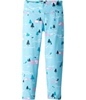 Hot Chillys Kids MTF Print Ankle Tights (Toddler/Little Kids/Big Kids)