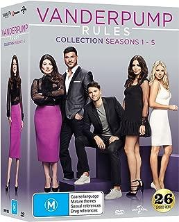 Vanderpump Rules Season 1 - 5 Series 1 2 3 4 5 Collection