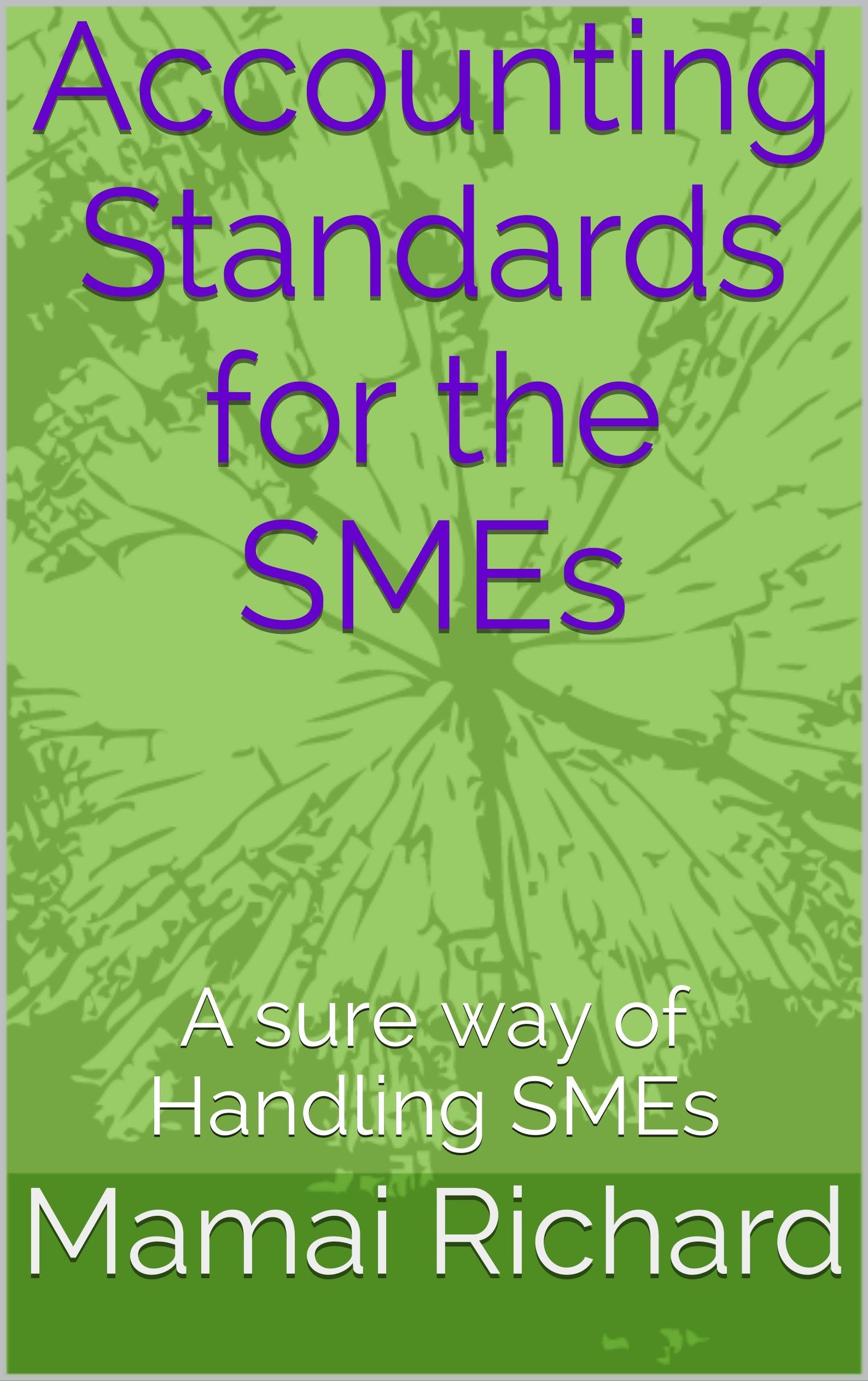 Accounting Standards for the SMEs: A sure way of Handling SMEs