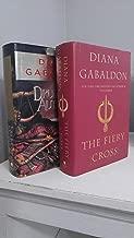 Diana Gabaldon The Fiery Cross & Drums of Autumn 1st editions