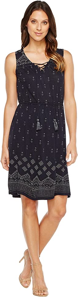 Lucky Brand - Beaded Tank Dress