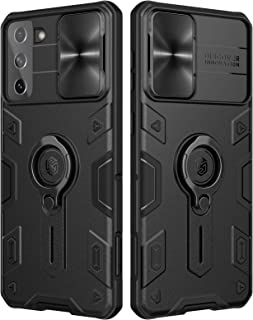 Nillkin Samsung Galaxy S21 Plus Case, CamShield Armor Case with Slide Camera Cover, PC & TPU Impact-Resistant Bumpers Prot...