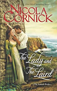 The Lady and the Laird (Scottish Brides Book 1)