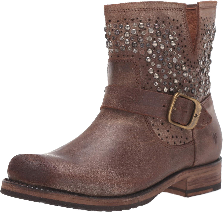 Frye Women's Veronica Deco Bootie Ankle Boot