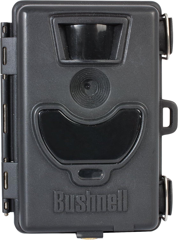 Bushnell Surveillance Cams 119514C 6Mp Blk Case Black Led Night Vision Clam