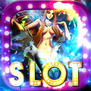 Slots Mermaid Double Bonus : Casino Grand Payouts Machines Game