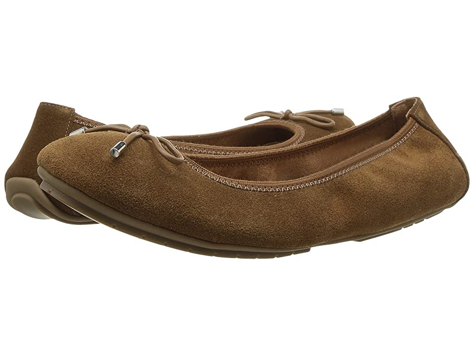 Me Too Halle (Chestnut Split Suede) Women