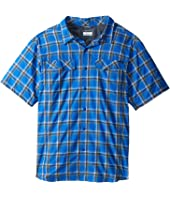 Columbia - Silver Ridge™ Multi Plaid S/S Shirt - Big