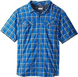 Silver Ridge™ Multi Plaid S/S Shirt - Big