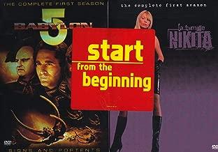 Babylon 5/La Femme Nikita: Season 1 Starter Pack