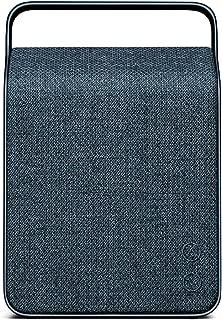 Vifa Oslo Compact Rechargeable Hi-Resolution Bluetooth Portable Speaker- Mountain Blue