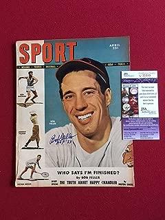 1949, Bob Feller,