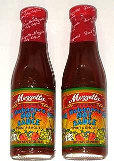 Mezzetta Sauce Habanero Hot Calif
