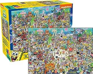 Best spongebob jigsaw puzzle Reviews
