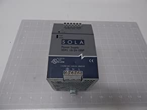 Sola SDN 10-24-100P Power Supply T89628