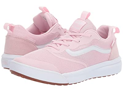 Vans Kids UltraRange Rapidweld (Little Kid/Big Kid) (Chalk Pink/True White) Girl