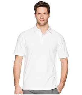 UA Tac Charged Cotton Polo Shirt