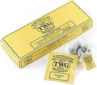 TWG White Sky Teabags, 37.5 g