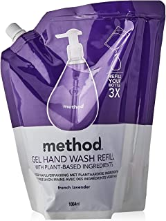 Method Hand Wash Lavender Refill, 1L