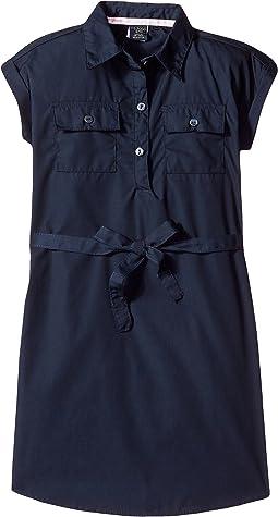 Woven Dress (Little Kids)