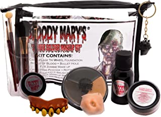 Bloody Mary Zombie Soldier Professional Undead Makeup Kit
