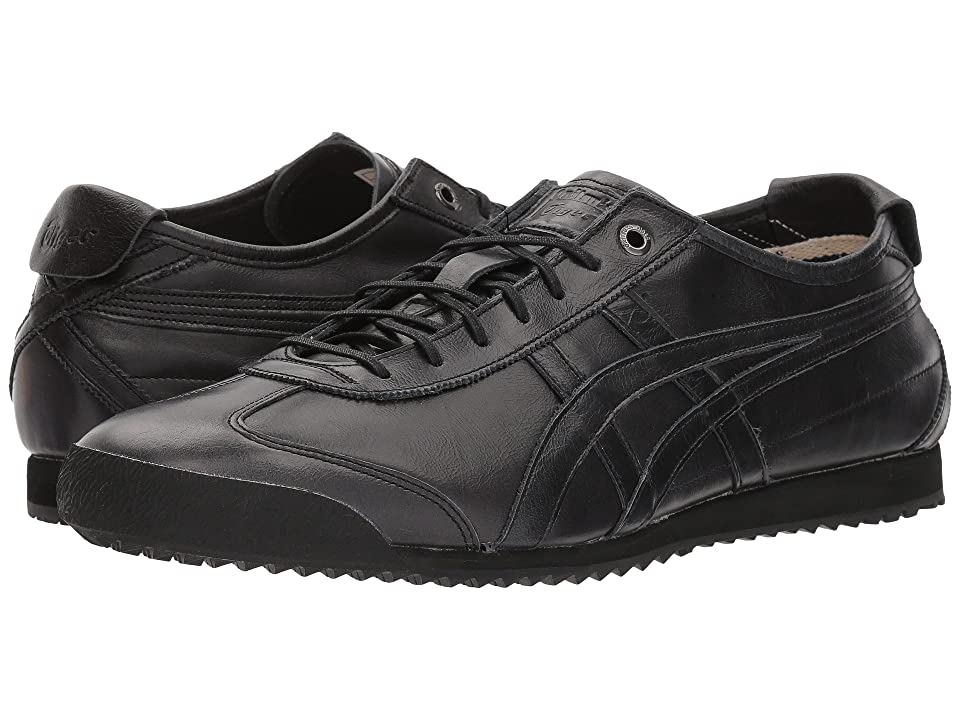Onitsuka Tiger Mexico 66(r) SD (Black/Black) Athletic Shoes