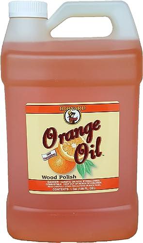 discount Howard Orange Oil Hardwood sale Floor Cleaner 128oz Gallon, new arrival Clean Kitchen Cabinets, Clean Wood Floors, Orange Oil Cleaner sale