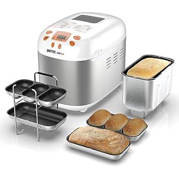 Panificadora Tristar BM-4586 – Grado de tostado de la corteza ajustable – programa sin gluten: Amazon.es: Hogar