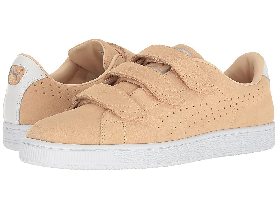 PUMA Basket Classic Strap (Natural Vachetta) Men