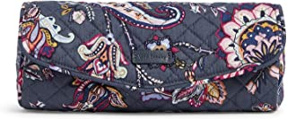 Vera Bradley Women's Signature Cotton on a Roll Cosmetic Case Makeup Bag, One Size