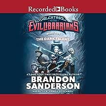 alcatraz vs the evil librarians audiobook